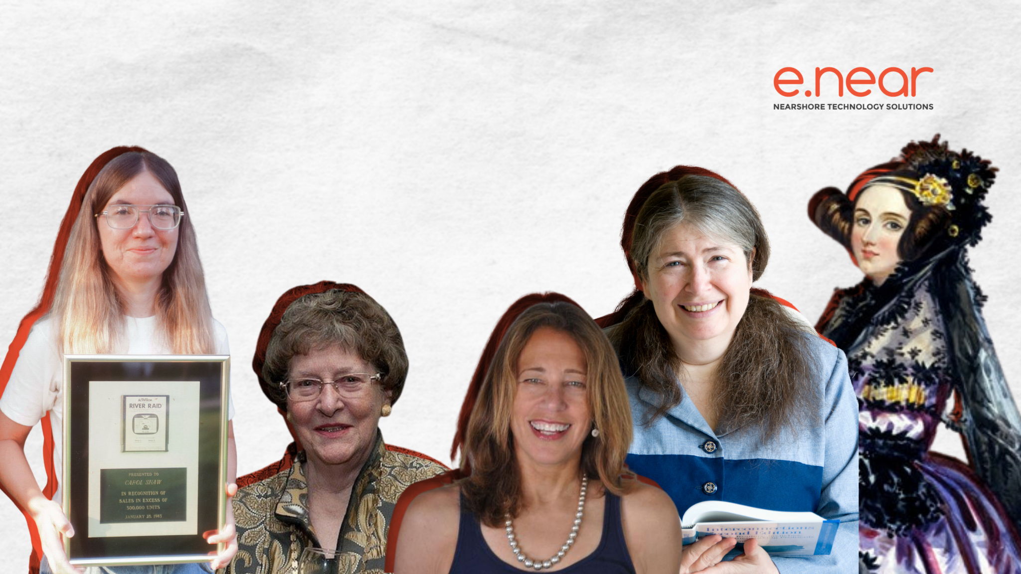 Technology Creatives: 5 women who helped to set the future