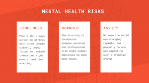 Mental Health Risks of Home Office - e.near nearshore technology solutions Portugal