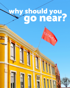 why should you go near?