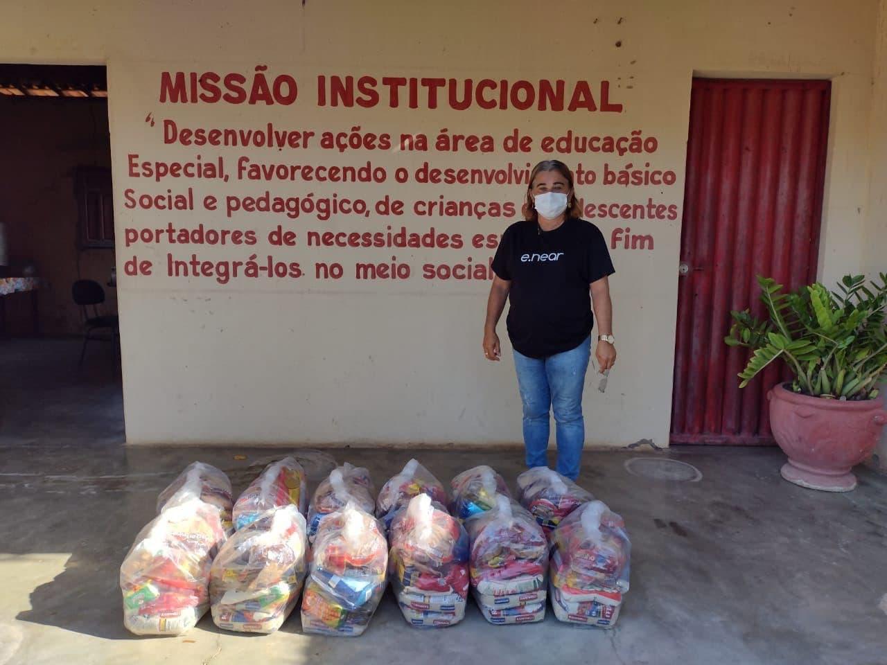 e.near - food baskets offer - Pestalozzi Association Milagres (5)