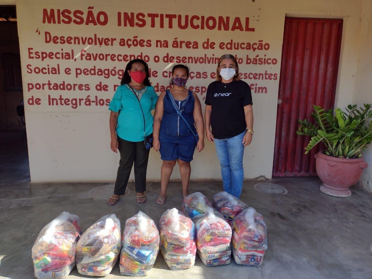 e.near - food baskets offer - Pestalozzi Association Milagres (6)