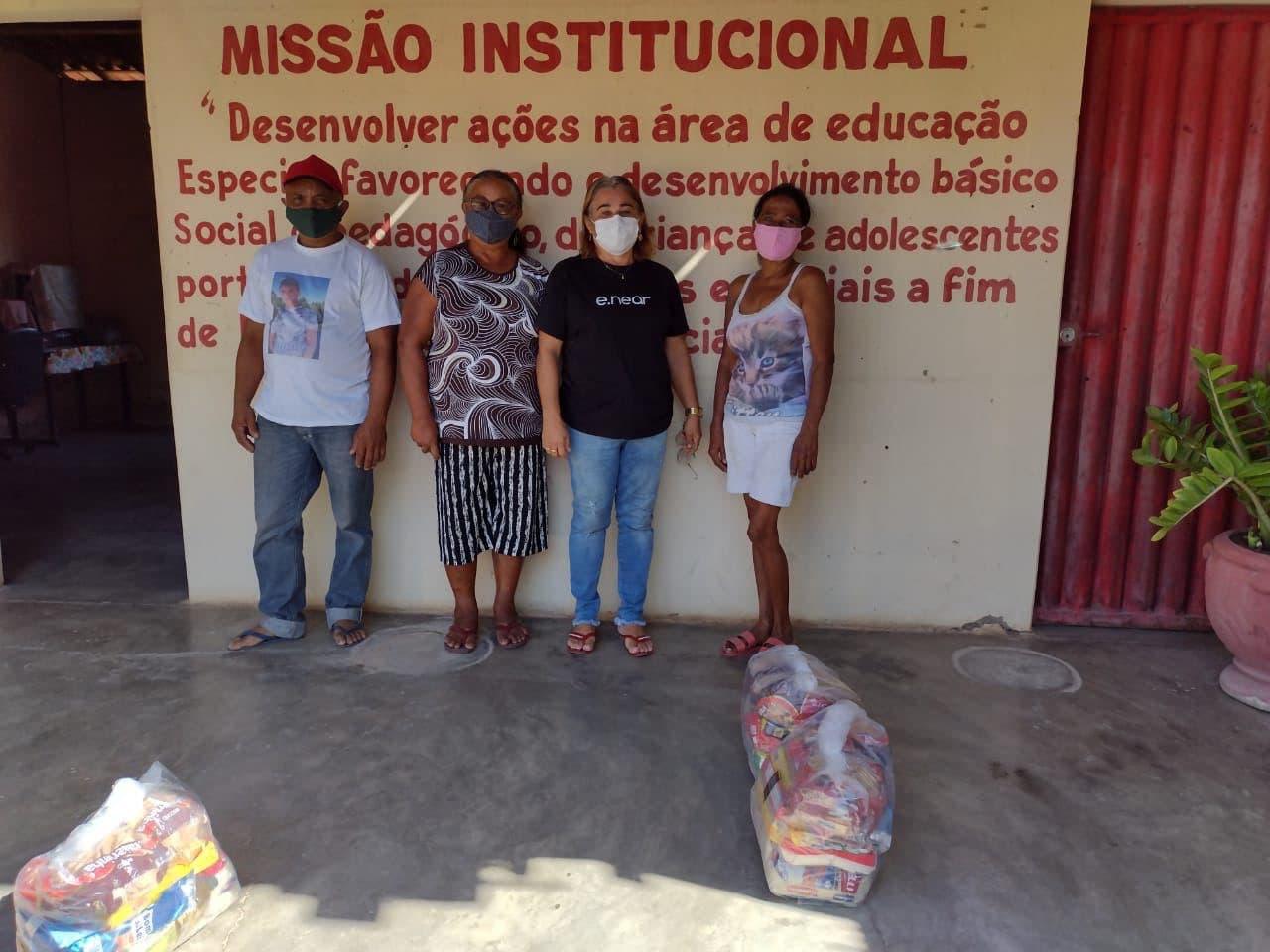 e.near - food baskets offer - Pestalozzi Association Milagres (7)