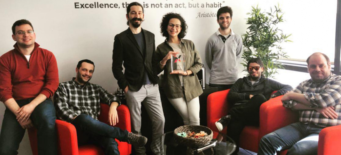 """Once again awarded with """"Premio Índice da Excelência"""""""