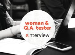 Tech Women interview e.nterview