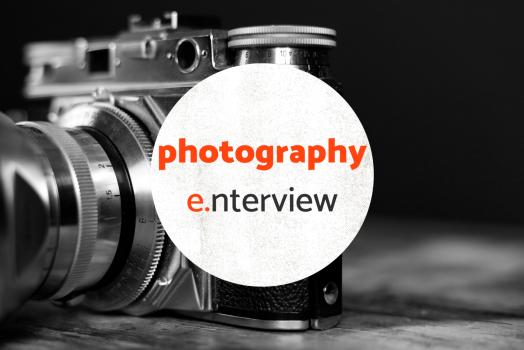 Photography e.nterview
